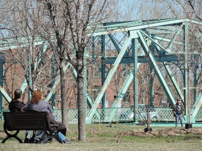 pont Charlevoix