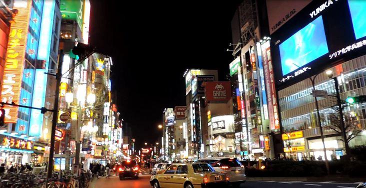 Shinjuku finale