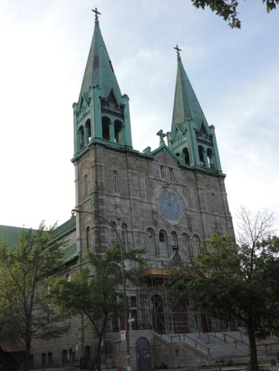 église du Tres Saint Nom de Jesus