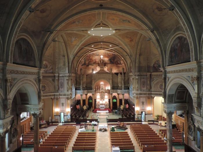 eglise du Tres Saint Nom de Jesus (2)