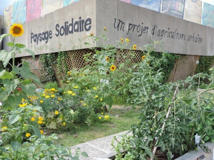 Esplanade du Stade Olympique (2)