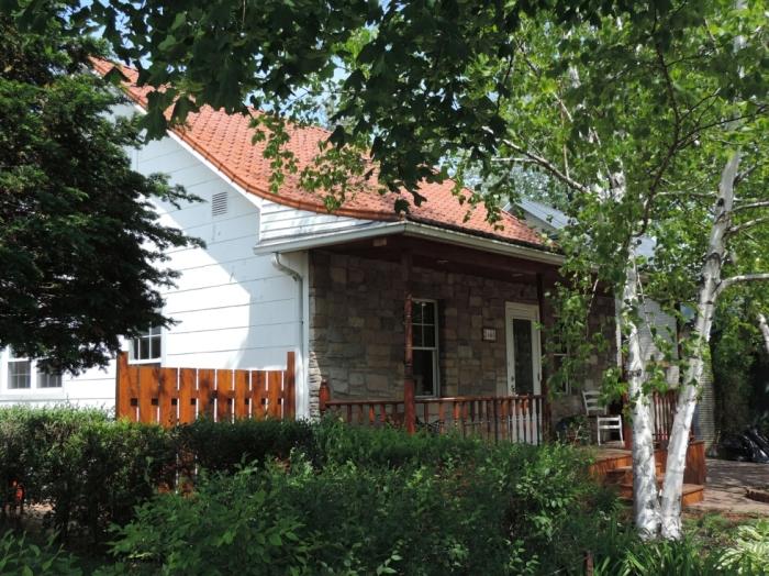 maison de veteran