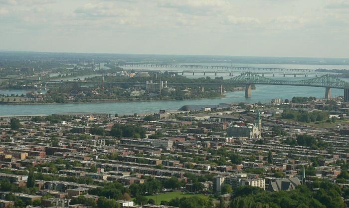 pont tour montreal