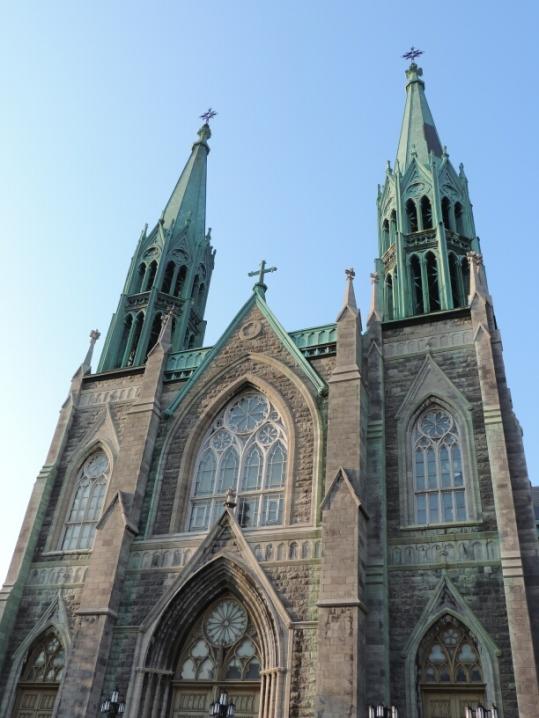 eglise Saint Edouard