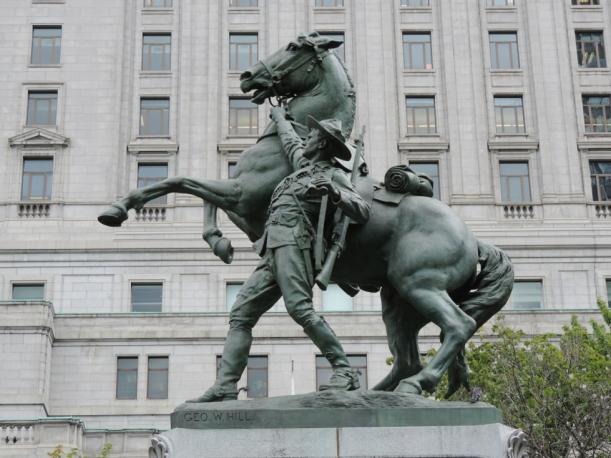 Heros de la Guerre des Boers (1)