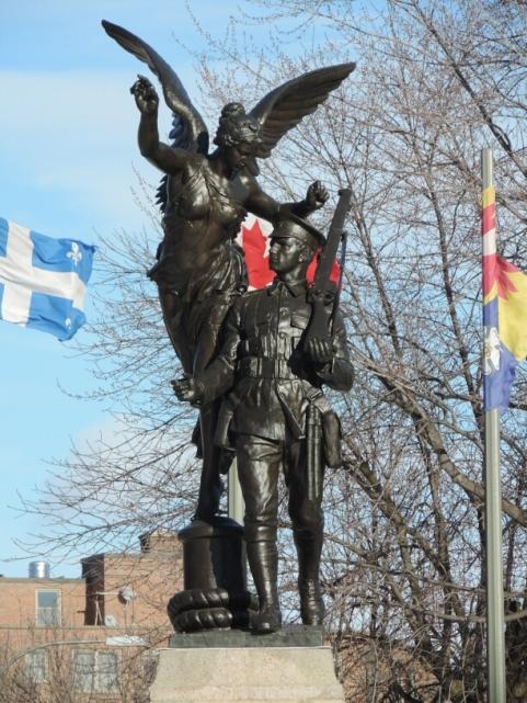 Monument aux Braves de Westmount (1)