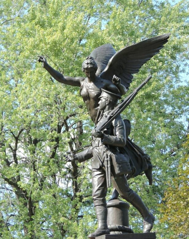Monument aux Braves de Westmount (2)