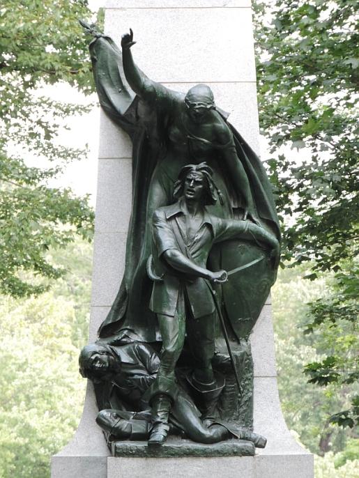 Monument Dollard des Ormeaux (2)