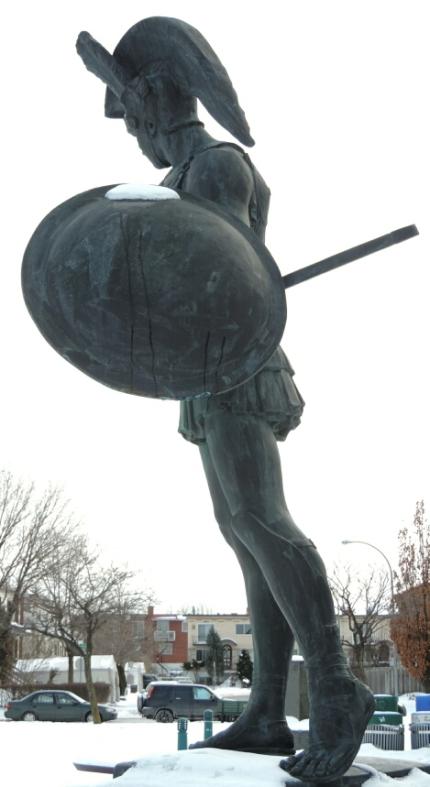 Monument du Guerriero Sannita (3)