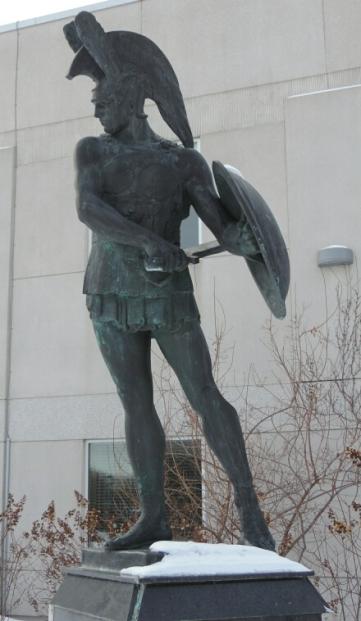 Monument du Guerriero Sannita (4)