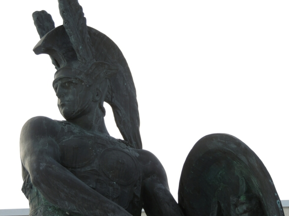 Monument du Guerriero Sannita (5)