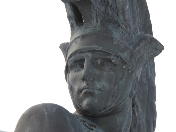 Monument du Guerriero Sannita (6)