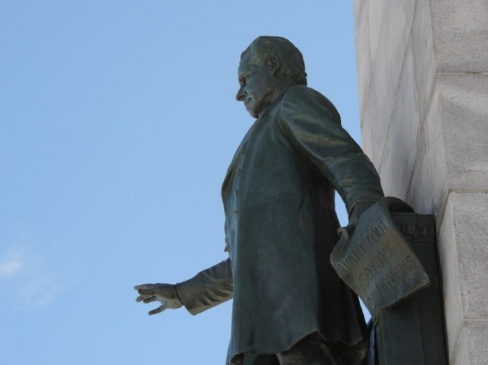 Monument Sir George Etienne Cartier (9)