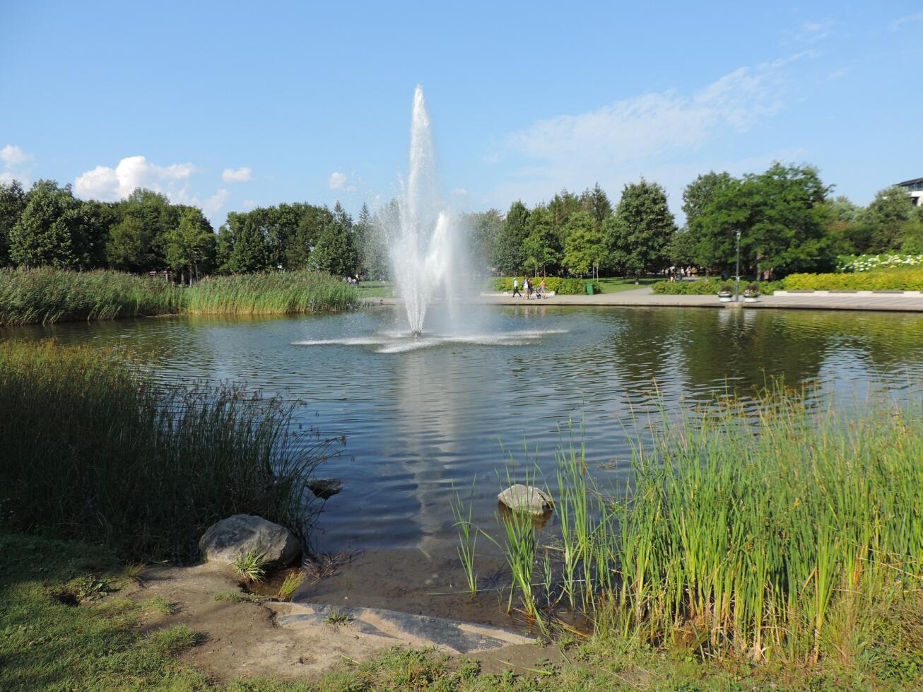 Jardin Du Parc 196 Rue Jarry E Montral Qc