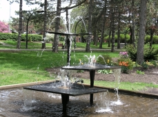 fontaine (20) Cote-Saint-Luc