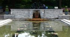 fontaine (30) Jardin Botanique