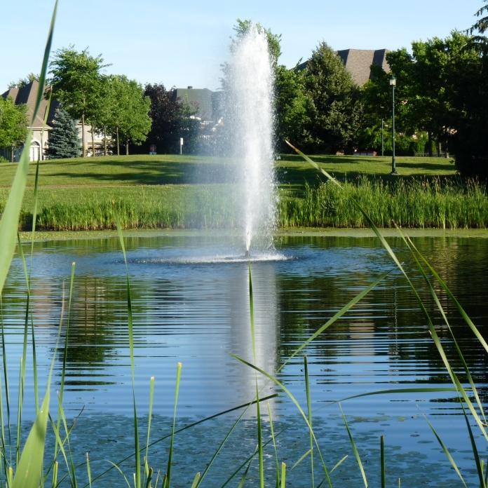 fontaine (33) Parc Dr Bernard-Paquet