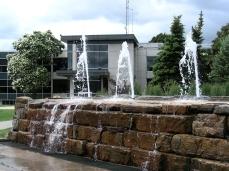 fontaine (7) Mairie St-Leonard
