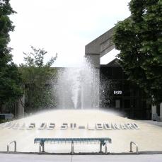 fontaine (8) Mairie St-Leonard
