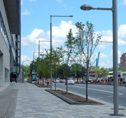 06 pavage boulevard Robert Bourassa